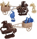 Greek and Trojan Chariot Set - pre-order now!