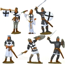 Crusaders - Fully painted