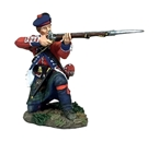 British 42nd Highlander Kneeling Firing #1