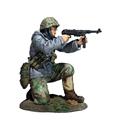 German Volksgrenadier Kneeling Firing PREORDER