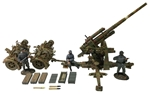 German 88mm Flak 36 with 3 Man Crew PREORDER