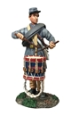 Confederate Drummer in Frockcoat - PRE-ORDER