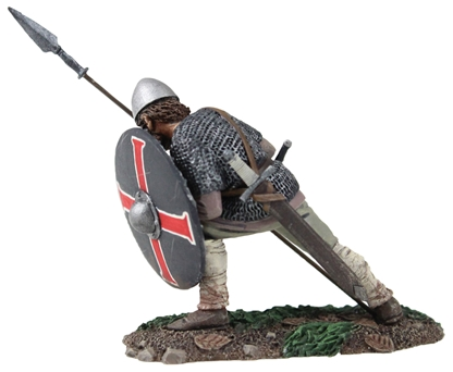 Saxon Shield Wall Defender No 3