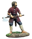 Saxon/Viking Warrior with Axe - PRE-ORDER