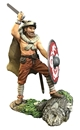 Viking Attacking Wearing Wolfskin No.1 - PRE-ORDER