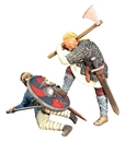 Viking Striking Downed Saxon - PRE-ORDER