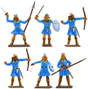 Ancient Britons a.k.a. Saxons - basic painted