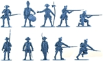 British Infantry #1 - blue gray MIB - low stock!