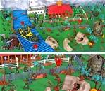 Supreme Vietnam War Battle Playset