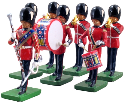 Grenadier Guards Drum and Bugle Set