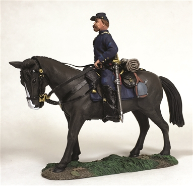Federal Infantry Officer Mounted - PRE-ORDER