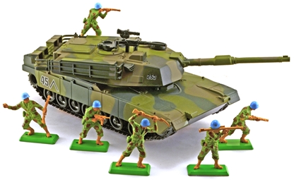 Abrams Tank Army Bundle #1