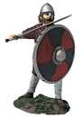 Saxon Pushing with Shield (Hereward) - PRE-ORDER