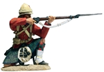 42nd Highlander Kneeling Firing