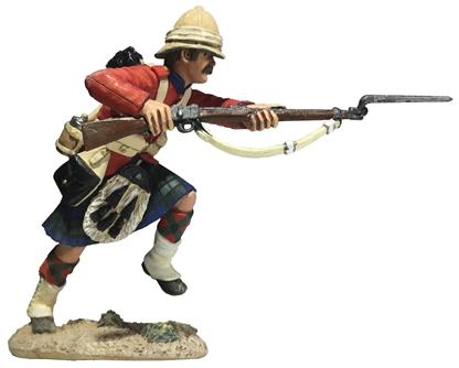 42nd Highlander Charging No 1 - PRE-ORDER