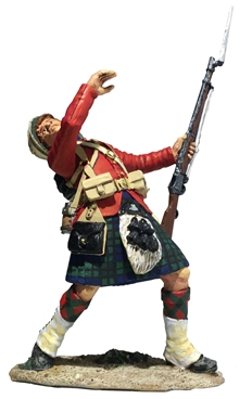 42nd Highlander Casualty Falling No 1 - PRE-ORDER