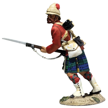 42nd Highlander Bayonet Levelled - PRE-ORDER