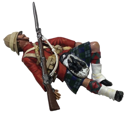 42nd Highlander Casualty No 2 - PRE-ORDER