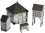 Outhouse/Dairy/Smokehouse/Dovecote