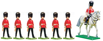 The Queen's Scots Guards