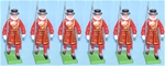 H.M. Queen Elizabeth's Beefeaters of the Tower