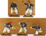 Royal Navy Gun Crew - fully painted