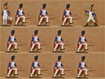 French Guard 1815 - Full paint - save 50% - 1 left