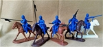 British Lancer Cavalry - Turban/Pugri Helmets