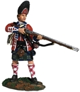 British 42nd Highland Grenadier On Alert PRE-ORDER