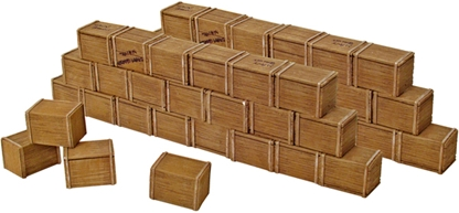 Biscuit Box Wall Sections