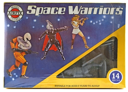 Space Warriors - mint in box