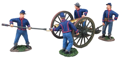 Union Artillery Set #2 - 'Loading Canister'