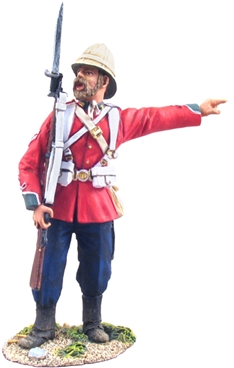 British 24th Foot Corporal #1