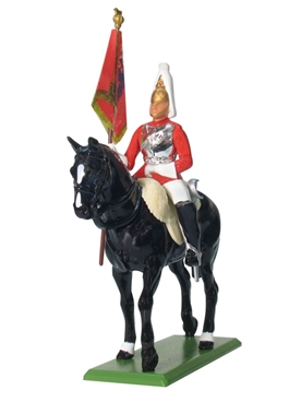 Life Guards - Mounted Standard Bearer