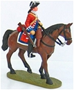 British Cavalryman - Battle of Blenheim 1704