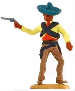 Original Mexican Bandit #2a