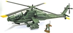 Apache Helicopter Gunship - true 1:32nd scale!
