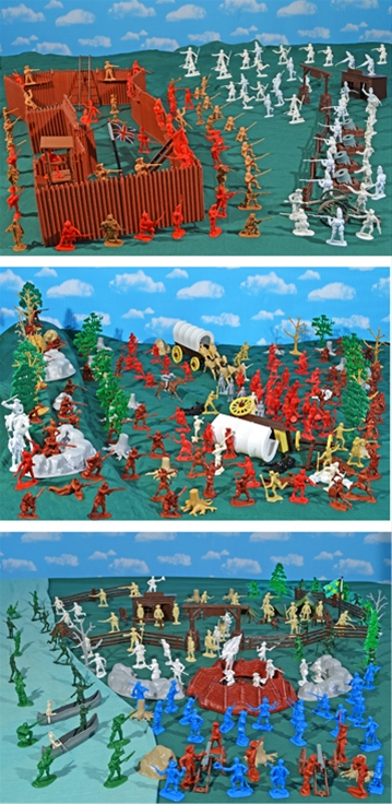 French and Indian War - Master Playset