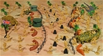 WW II North Africa Playset #1 - The Desert Fox