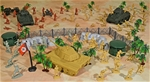WW II North Africa Playset #3 - Closing the Ring