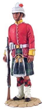 British 2nd Battalion. - Gordon Highlanders