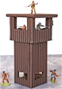 Fortified Wooden Tower