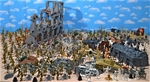 Supreme WWII Stalingrad The Inferno Playset