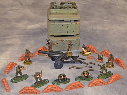D-Day Bundle - painted models