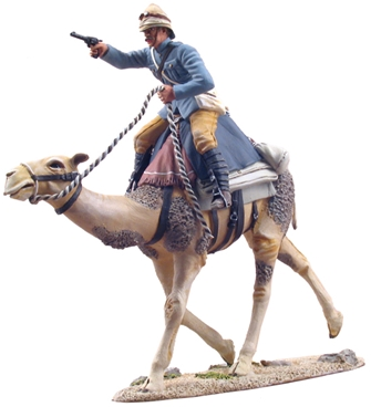 British Camel Corps Officer - Advancing #1