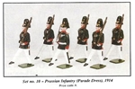 Prussian Infantry 1914 Set #1