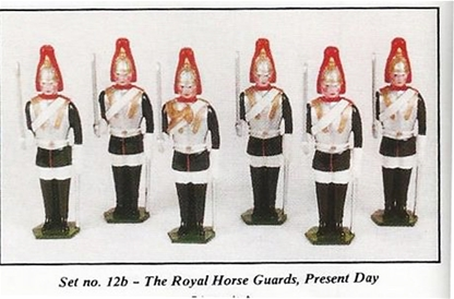 Horse Guards - Present Day