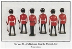 Coldstream Guards - Present Day
