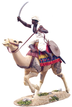 Mahdist Mounted On Camel Charging #1