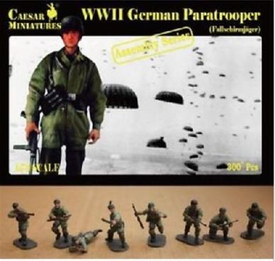 WWII German Paratrooper